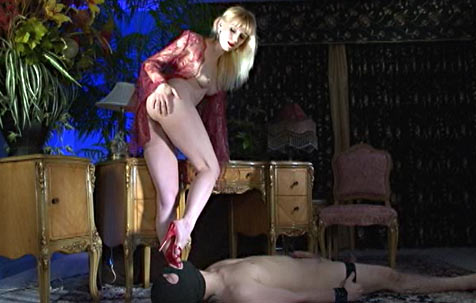 Goddess Service 1 BDSM Movie