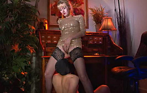 Golden drink and delicious ass -1 BDSM Movie