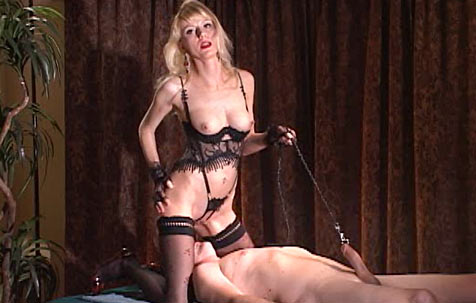 Golden pee and spit BDSM Movie