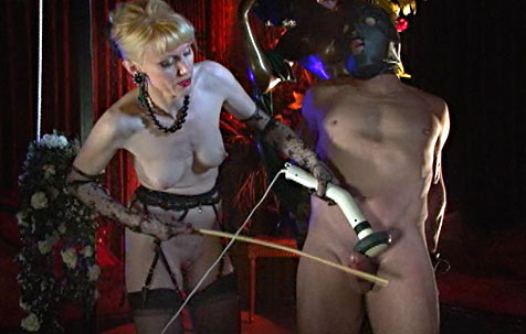 Intense CBT - 2 BDSM Movie