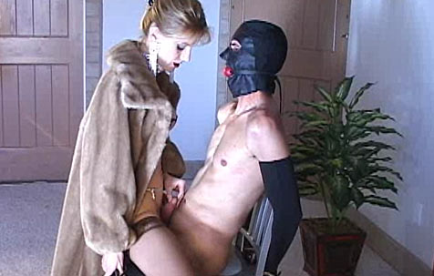 Karin's prisoner 1 BDSM Movie