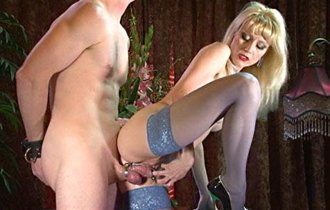 Service in chastity- 3 BDSM Movie