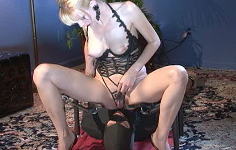 Slave's treatment 3 BDSM Movie