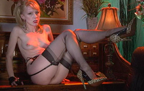 Smoking Tease BDSM Movie