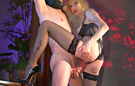 Teased and fucked -2 BDSM movie