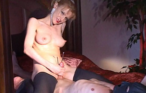 Trained by Mistress Karin 3 BDSM movie