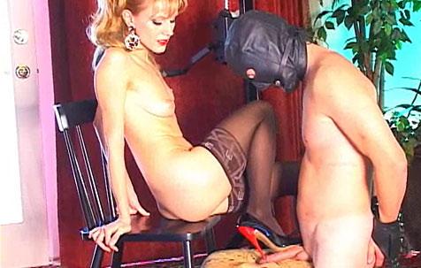 Training a new slave 2 BDSM Movie